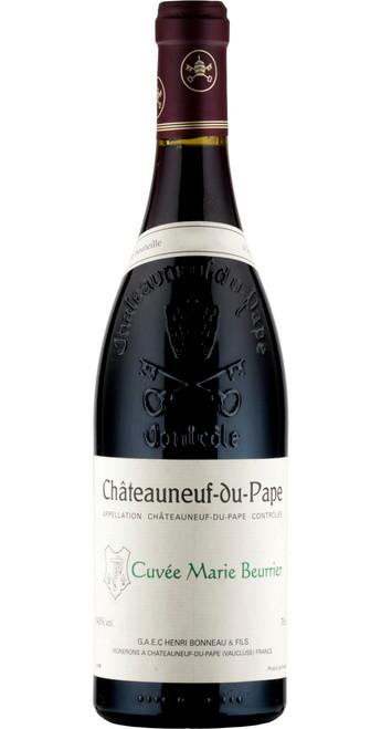 Châteauneuf du Pape, Cuvée Marie Beurrier 2013, Henri Bonneau