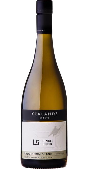 Single Block L5 Sauvignon Blanc 2020, Yealands Estate