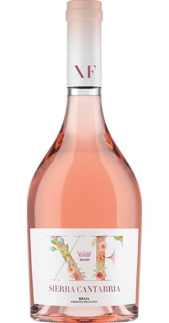 XF Rosé 2020, Viñedos Sierra Cantabria