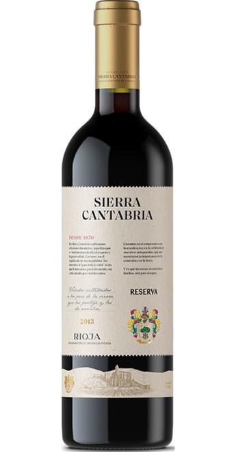 Rioja Reserva 2014, Viñedos Sierra Cantabria