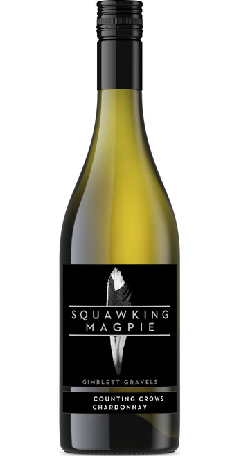 Counting Crows Chardonnay 2019, Squawking Magpie