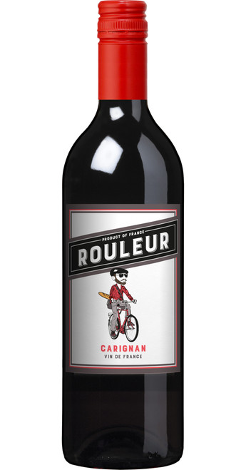 Carignan, Vin de France 2020, Le Rouleur