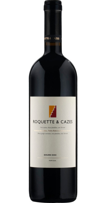 Douro Tinto 2018, Roquette & Cazes
