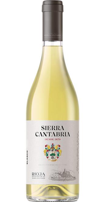 Rioja Blanco 2020, Viñedos Sierra Cantabria
