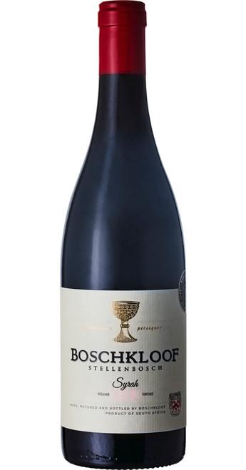 Syrah 2019, Boschkloof Wines
