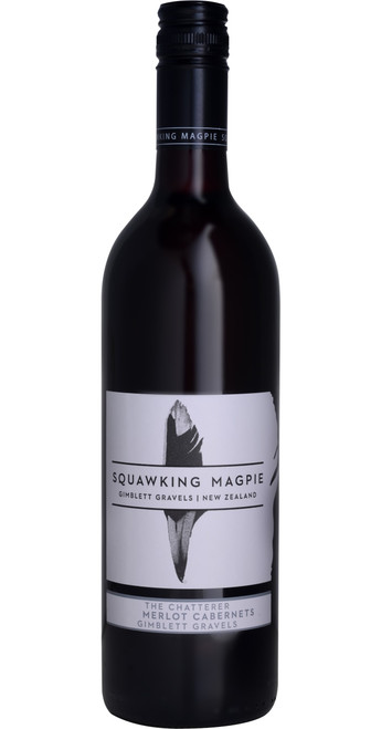 The Chatterer Merlot Cabernets 2016, Squawking Magpie