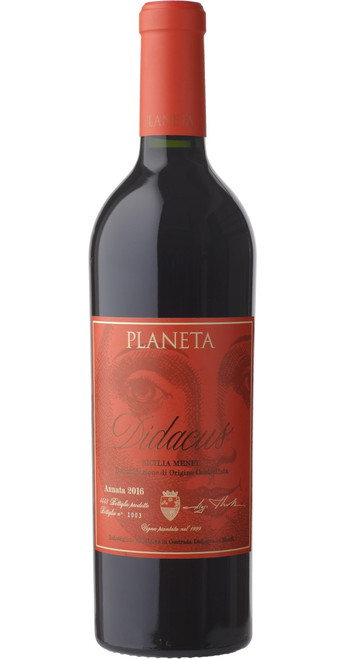 Didacus Rosso 2016, Planeta