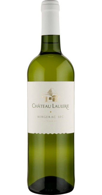 Bergerac Blanc 2020, Château Laulerie