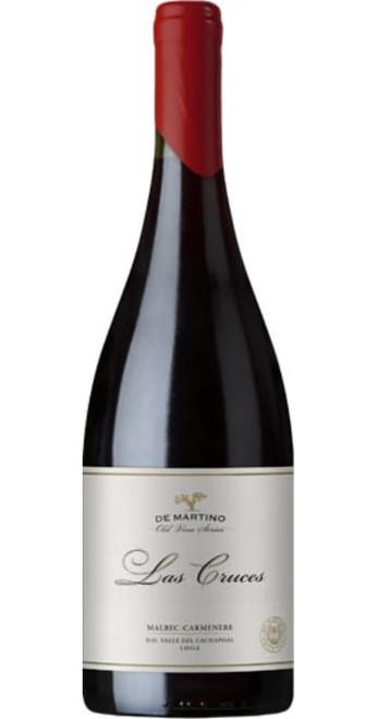 Old Vine Field Blend Malbec/Carmenere 'Las Cruces' 2018, De Martino