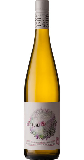 Tripelpunkt Riesling 2019, Chaffey Bros. Wine Co.