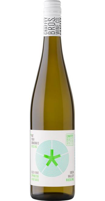 Not Your Grandma's Riesling 2020, Chaffey Bros. Wine Co.
