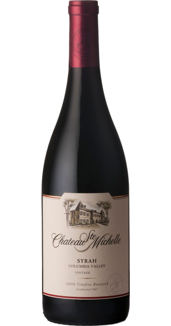 Columbia Valley Syrah 2019, Chateau Ste Michelle