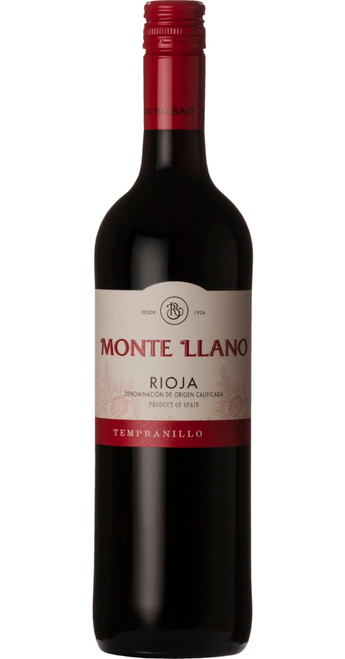 Monte Llano Tinto Rioja 2019, Ramón Bilbao