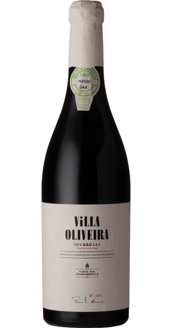 Villa Oliveira Touriga Nacional 2016, Casa da Passarella