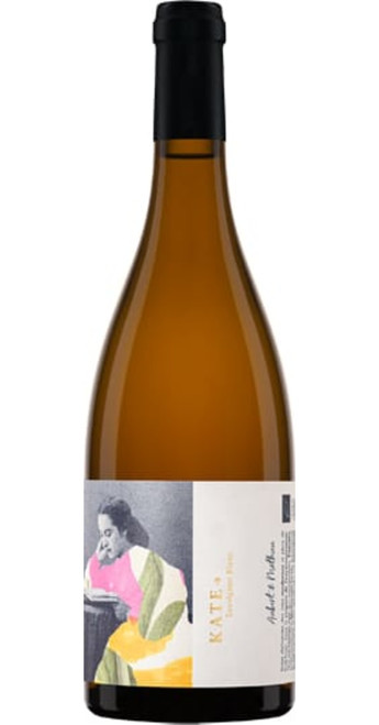 Kate Organic Sauvignon Blanc, IGP Oc 2020, Aubert & Mathieu