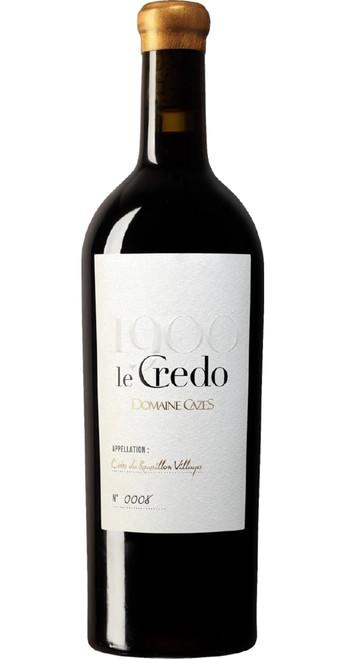 Le Credo, Côtes du Roussillon Villages 2016, Domaine Cazes