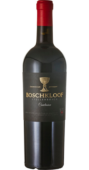 Conclusion 2019, Boschkloof Wines