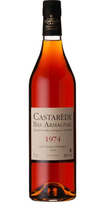 Armagnac Castarède Vintage Bas Armagnac 1974