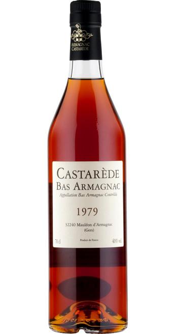 Armagnac Castarède Vintage Bas Armagnac 1979