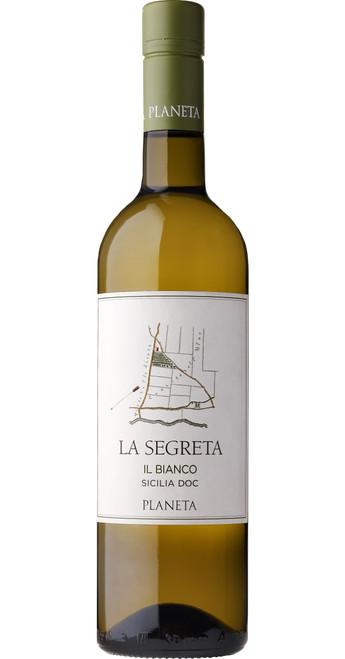 La Segreta Bianco 2018, Planeta, Sicily & Sardinia, Italy