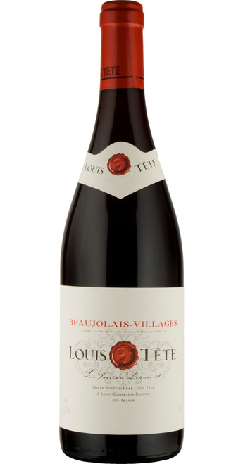 Beaujolais Villages 2018, Louis Tête