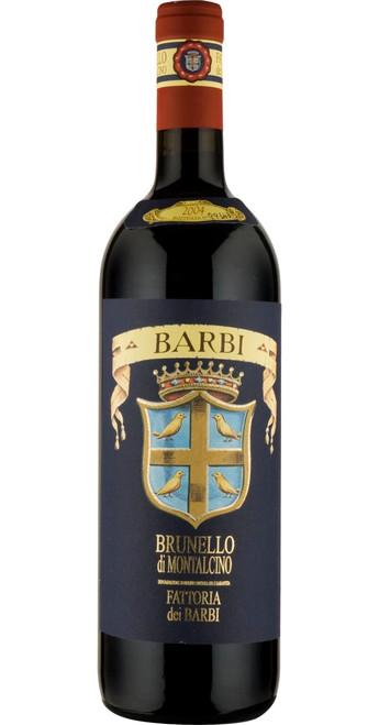 Brunello di Montalcino, Fattoria dei Barbi 2014, Tuscany, Italy