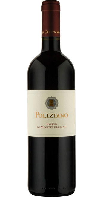 Rosso di Montepulciano, Poliziano 2018, Tuscany, Italy