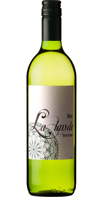Vin de France Blanc 2018, La Lande, France
