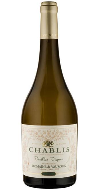 Chablis Vieilles Vignes, Domaine de Vauroux 2015, Burgundy, France