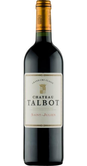 Saint-Julien, 4ème Cru Classé, Chateau Talbot 2012, Bordeaux, France