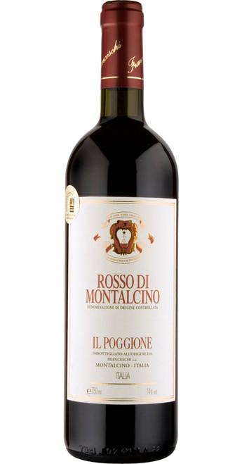 Rosso di Montalcino, Il Poggione 2016, Tuscany, Italy