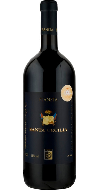 Santa Cecilia Noto DOC Magnum, Planeta 2015, Sicily & Sardinia, Italy
