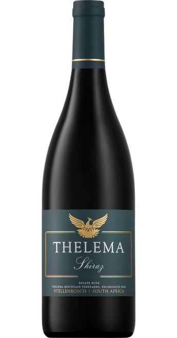 Shiraz 2015, Thelema Mountain Vineyards, Western Cape, South Africa