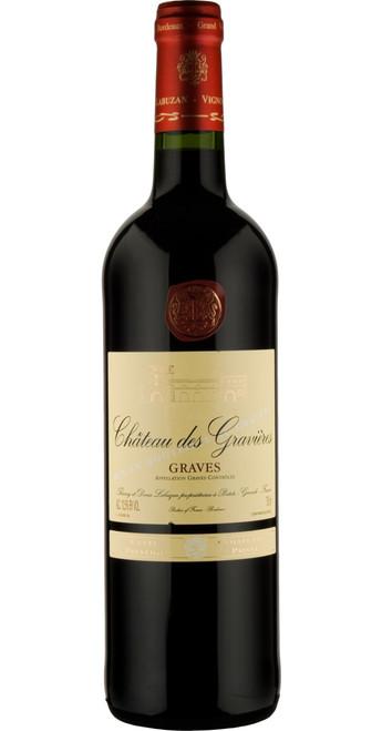 Graves Rouge, Château des Gravières 2016, Bordeaux, France