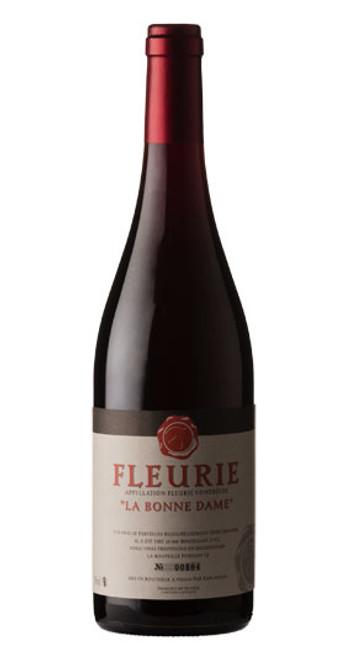 Fleurie La Bonne Dame, Jean Tête, Louis Tête 2017, Beaujolais, France