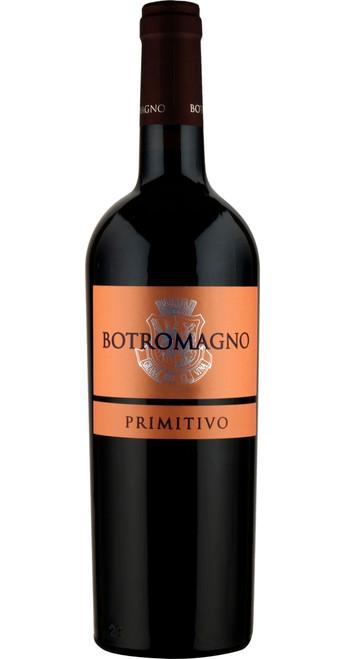 Primitivo della Puglia 2018, Botromagno, Southern Italy, Italy