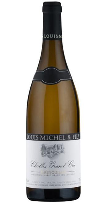 Chablis Grand Cru Les Grenouilles, Domaine Louis Michel 2015, Burgundy, France