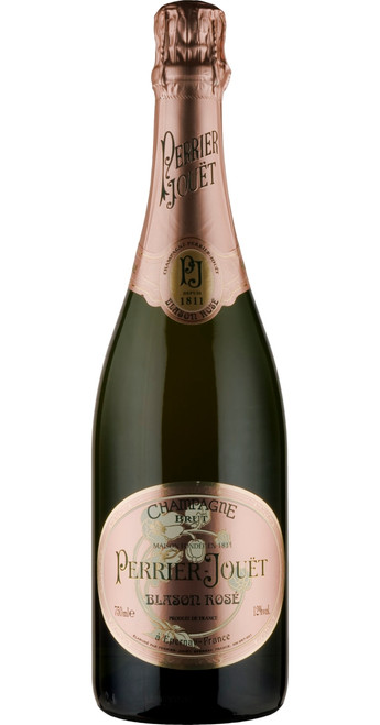 Perrier-Jouët Champagne Blason Rosé Brut NV