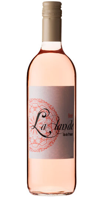 Cinsault Rosé, La Lande 2018, South West France, France