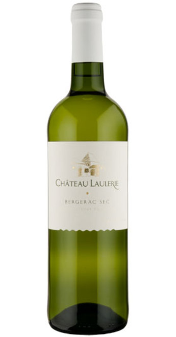 Bergerac, Sauvignon Blanc, Château Laulerie 2018, South West France, France
