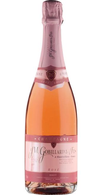 Gobillard Champagne Brut Rosé NV