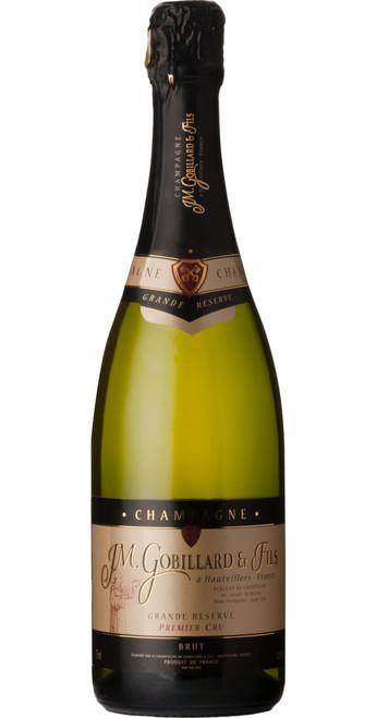 Gobillard Champagne Brut Grande Réserve Premier Cru37.5cl NV