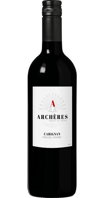 Carignan Vieilles Vignes, IGP Pays de l'Hérault, Les Archères 2018, Languedoc-Roussillon, France