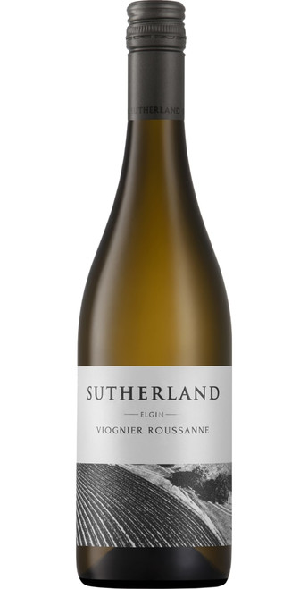 Sutherland Viognier Roussanne, Thelema Mountain Vineyards 2016, Western Cape, South Africa