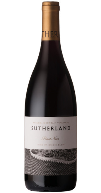 Sutherland Pinot Noir, Thelema Mountain Vineyards 2016, Western Cape, South Africa