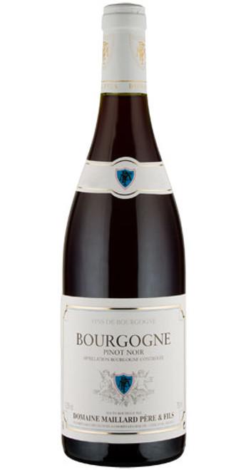 Bourgogne Pinot Noir, Domaine Maillard Père et Fils 2018, Burgundy, France