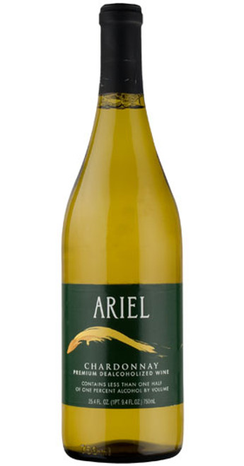 Ariel Dealcoholised Chardonnay 2016, J Lohr Estates, California, U.S.A.