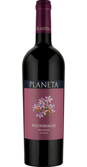 Plumbago Nero d'Avola Sicilia DOC, Planeta 2017, Sicily & Sardinia, Italy