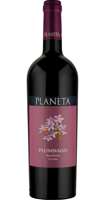Plumbago Nero d'Avola Sicilia DOC 2017, Planeta, Sicily & Sardinia, Italy