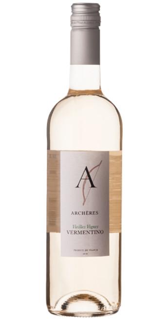 Vermentino Vieilles Vignes IGP Pays d'Oc, Les Archères 2018, Languedoc-Roussillon, France